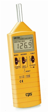 CPS-SM150 - CPS DIGITAL SOUND METER / SOUND LEVEL INDICATOR