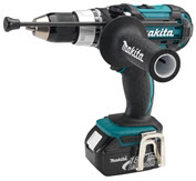MAK-BHP454ZK - MAKITA CORDLESS IMPACT DRILL WITH HAMMER ACTION, 18V LI-ION